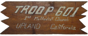 Boy Scouts of America Troop, Venture Crew, and Cub Scout Pack 601 are located in Upland, California and are chartered by First United Methodist Church of Upland, California. Boy Scout Troop, Venture Crew, and Cub Scout Pack 601 are a part of the California Inland Empire Council (CIEC).
